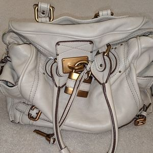 Chloe lock bag